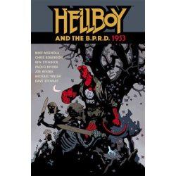 Hellboy és a P.K.V.H. 1953  (ELŐRENDELÉS)