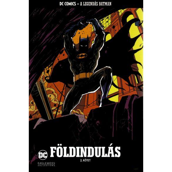 Batman sorozat 55.kötet - Földindulás 2.kötet