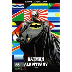 Legendás Batman 62. - Batman alapítvány 1.kötet
