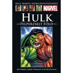 Hulk - Felperzselt Föld