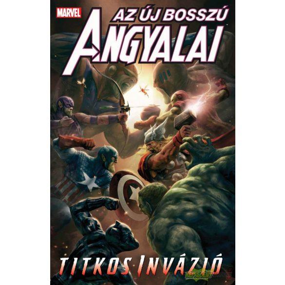 Az Új Bosszú Angyalai - Titkos invázió