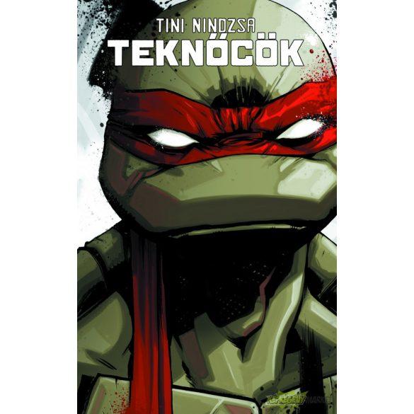 Tini Nindzsa Teknőcök 1.kötet - Limitált változat