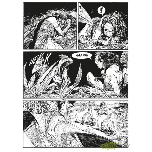 Zagor 2 - Menekülés az ősvilágból