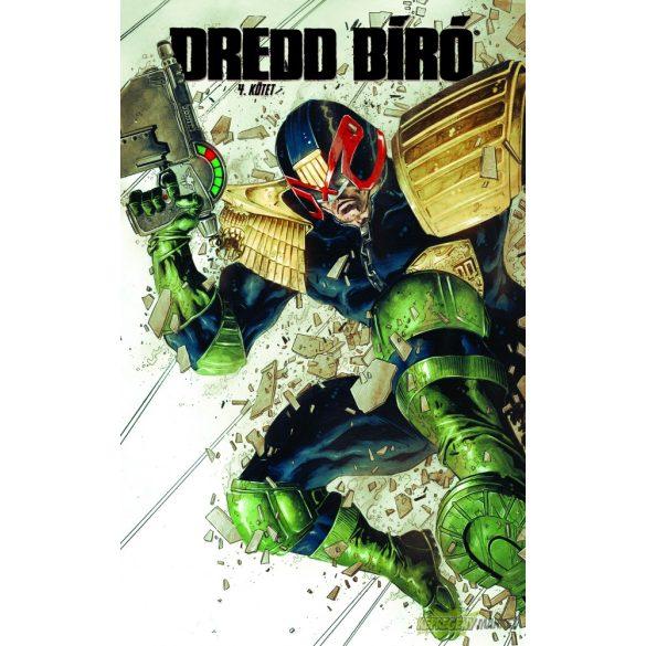Dredd bíró 4.kötet - Limitált változat