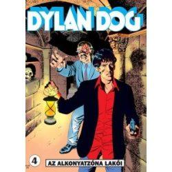 Dylan Dog 4 - Az alkonyatzóna lakói