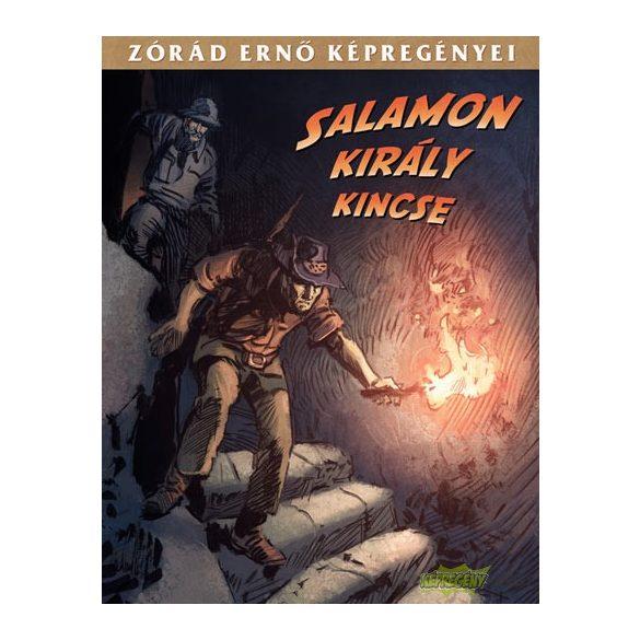 Salamon király kincse