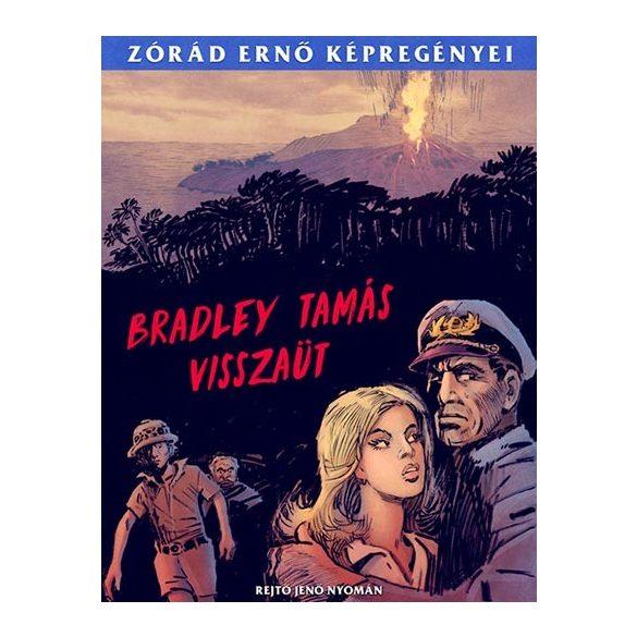 Bradley Tamás visszaüt #képregény