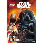 Lego Star Wars - Vader titkos küldetései (Illusztrált regény)
