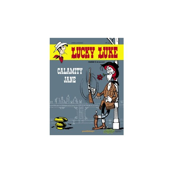 Lucky Luke 27. - Calamity Jane