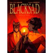 Blacksad 3 - Vérvörös lélek