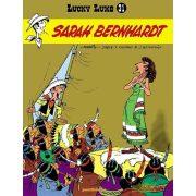 Lucky Luke 31. - Sarah Bernardt