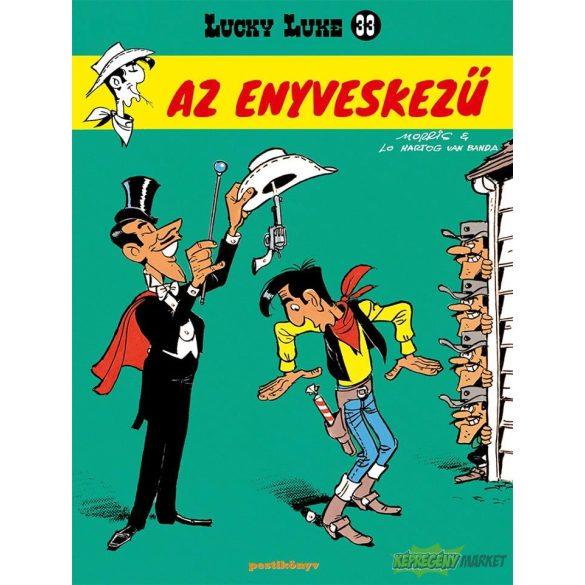 Lucky Luke 33. - Az enyveskezű