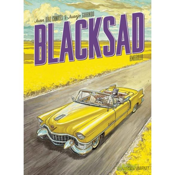 Blacksad 5.- Amarillo
