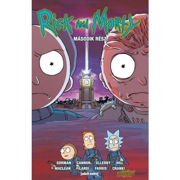 Rick and Morty 2.kötet