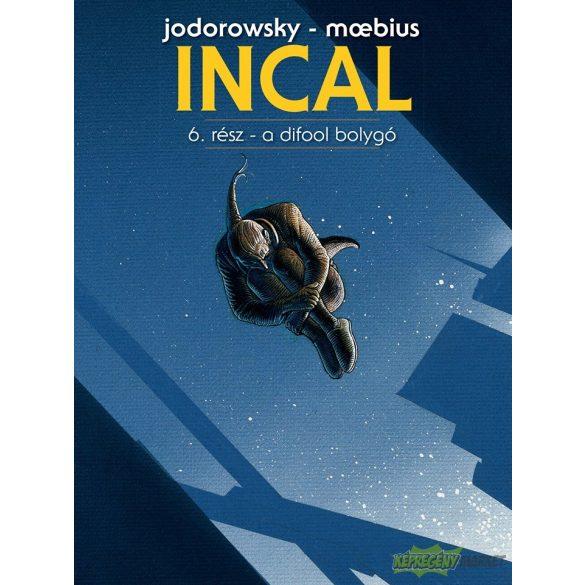 Incal 6 - A Difool bolygó