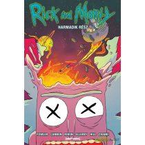 Rick and Morty 3.