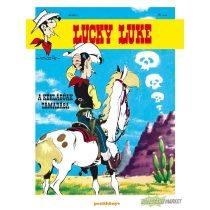 Lucky Luke 35. - A Kéklábúak támadása