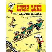 Lucky Luke 37. - A Daltonok balladája