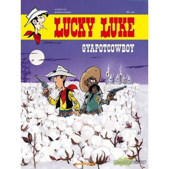 Lucky Luke 40. - Gyapotcowboy