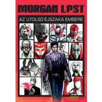 Morgan Lost 1 - Az utolsó éjszaka embere