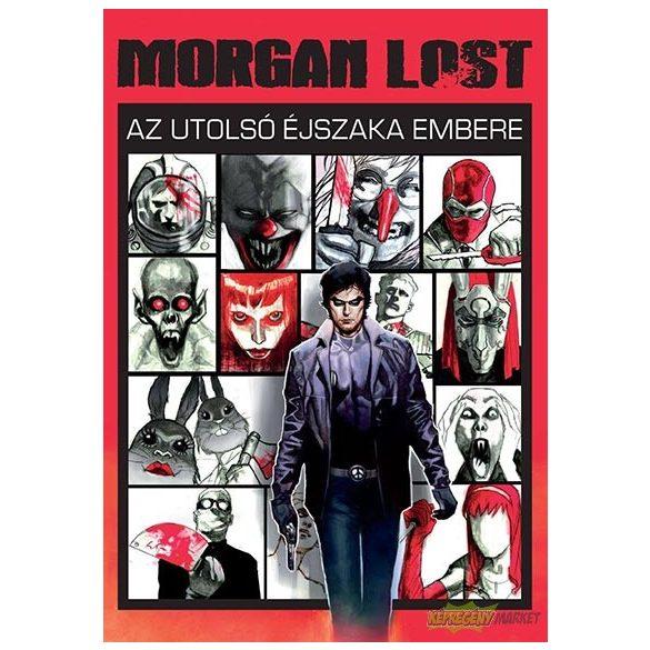 Morgan Lost - Az utolsó éjszaka embere