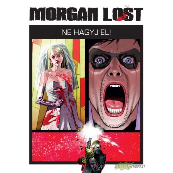Morgan Lost 2 - Ne hagyj el