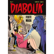 Diabolik 7. - Fekete mágia