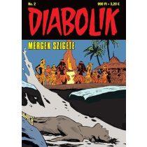 Diabolik 2 - Mérgek szigete