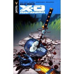 X-O Manowar #2 - Ninjak közbelép