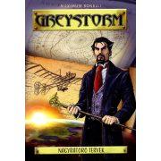 Maximum Bonelli  - Greystorm - Nagyratörő tervek