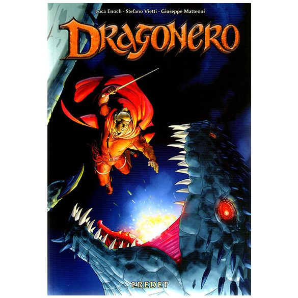 Dragonero - Eredet