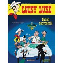 Lucky Luke 21. -Dalton nagybácsik