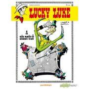 Lucky Luke 25. - A zöldfülű