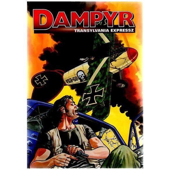 Dampyr 2.- Transyvvania  expressz