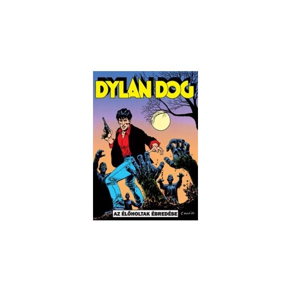 Dylan Dog 1 - Az élőholtak ébredése