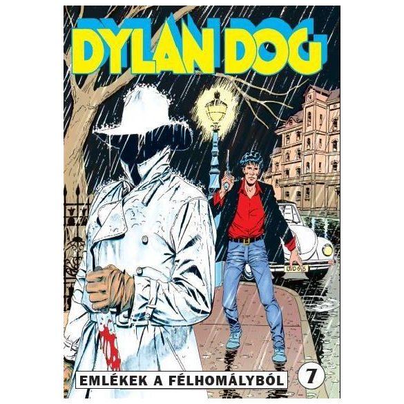 Dylan Dog 7 - Emlékek a félhomályból