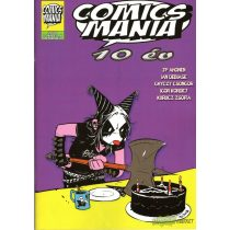 Comicsmania 10 év