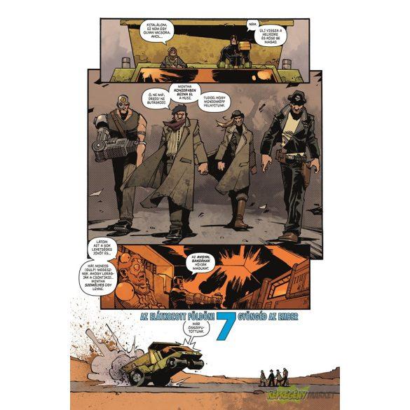 Dredd bíró 2.kötet-normál változat