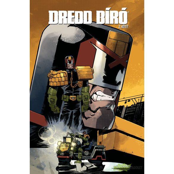 Dredd bíró 3.kötet - normál változat