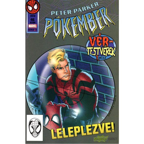 Peter Parker Pókember 46.
