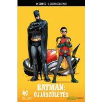 Batman sorozat 8.kötet - Batman: Újjászületés