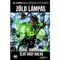 Zöld Lámpás - Hal Jordan: Élve vagy halva