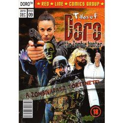 Doro The Zombie Hunter 9