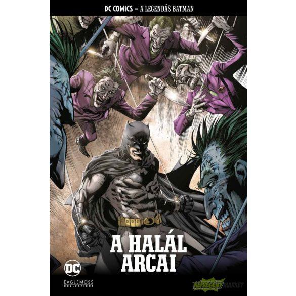 Batman sorozat 4.kötet - A halál arcai