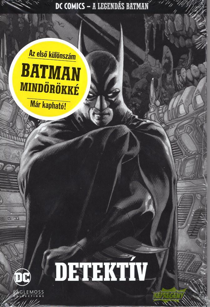 Képregény. Kategória sorozatai. Batman.