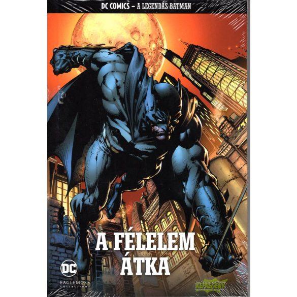 Batman sorozat 13.kötet - A félelem átka