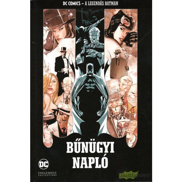 Batman sorozat 16.kötet - Bűnügyi napló