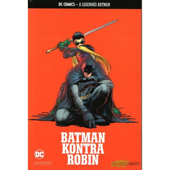 Batman sorozat 20. - Batman kontra Robin