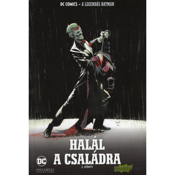 Batman sorozat 24.kötet - Halál a családra  2.könyv