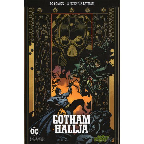 Batman sorozat 27.kötet - Gotham Hallja